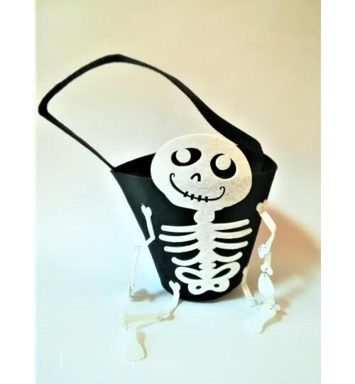 Чантичка за лакомства - Хелоуин