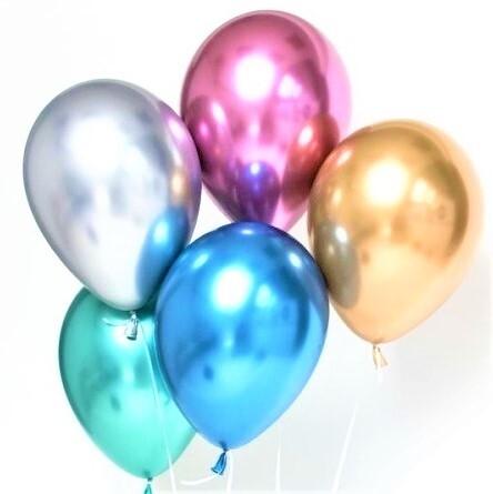 Балони хром - микс
