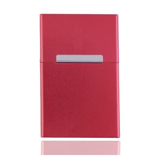Кутия за цигари цикламена