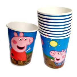 Парти чаши Пепа Пиг