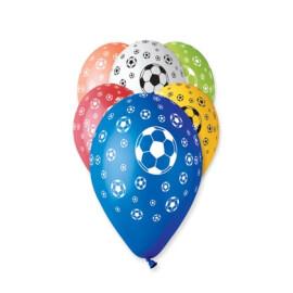 Парти балони с футболни топки асорти