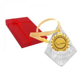 Медал - За върховни постижения в сферата на образованието