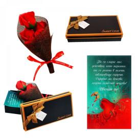 Подаръчен комплект  Sweet Love