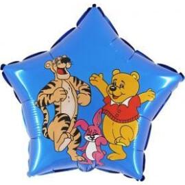 Фолиев балон Мечо Пух и Приятели