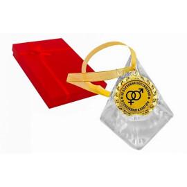 Медал - За върховни постижения в сексуалната култура