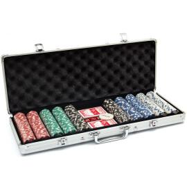 Покер комплект от 500 чипа