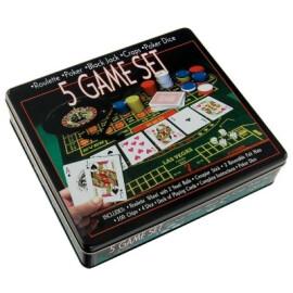 Комплект хазартни игри