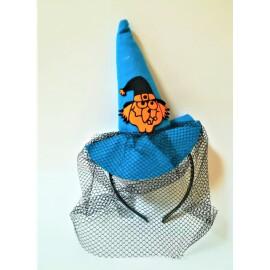 Диадема Хелоуин вещерска шапка