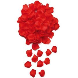 Листа от рози червени