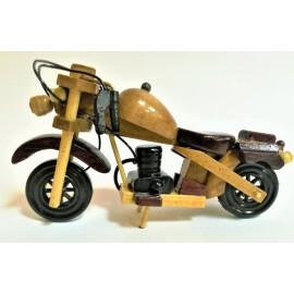 Мотор от дърво