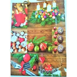 Коледна торбичка - Коледни мотиви