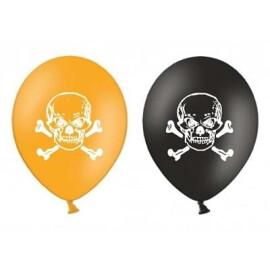 Балони с череп