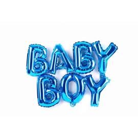 Балон букви за бебе - Baby Boy
