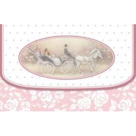 Картичка плик за сватба