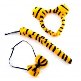 Карнавален комплект тигър