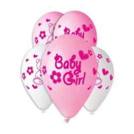 Парти балони - Baby Girl