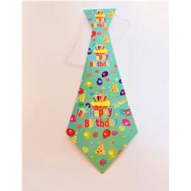 Парти вратовръзка - Happy Birthday