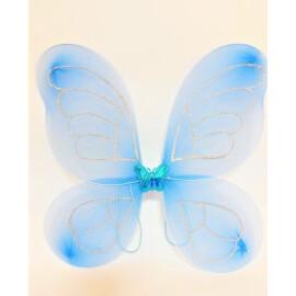 Пеперудени крила сини