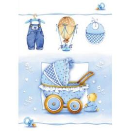 Картичка - Честито бебе!