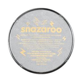 Сребърна боя за лице и тяло Snazaroo