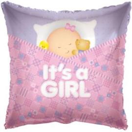 Фолиев балон за бебе  It's a Girl