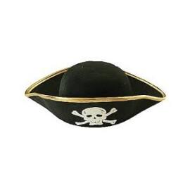 Карнавална пиратска шапка