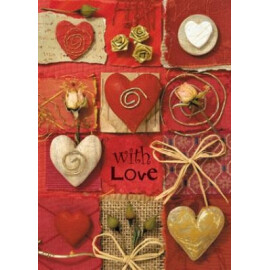 Картичка - With Love