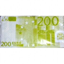 Парти салфетки - 200 евро