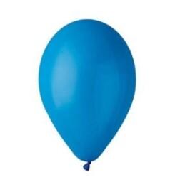 Балони пастел сини - 26см.