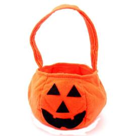 Чанта кошничка  тиква