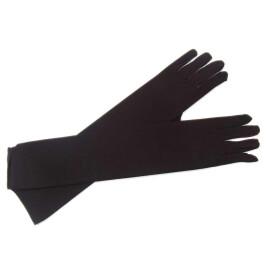 Театрални ръкавици черни