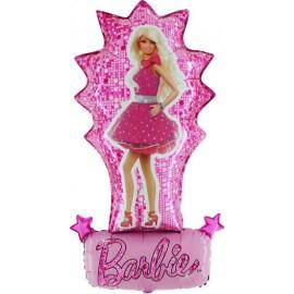 Фолиев балон Барби