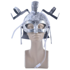 Рицарски шлем с поставки