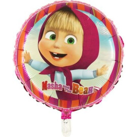 Балон Маша и Мечока