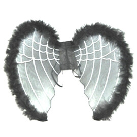 Крила на черен ангел