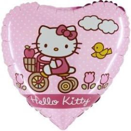 Балон Кити с колело