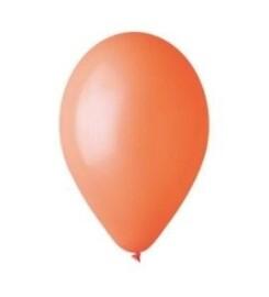 Парти балони металик оранжеви