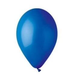 Балони пастел тъмно сини - 26см.