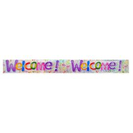 Банер Welcome