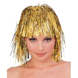 Златна перука