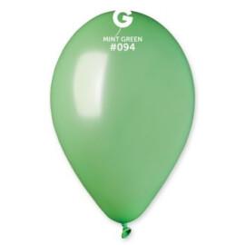 Балони металик  мента - 28см.