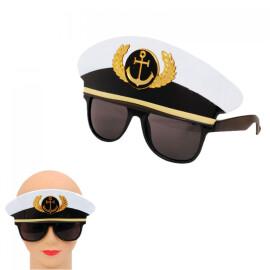 """Парти очила - дегизировка """"Капитан"""""""