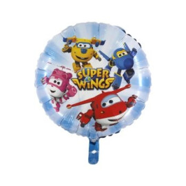 Балон Super Wings Jet
