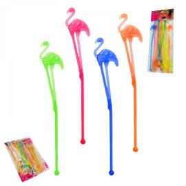 Коктейлни бъркалки - Фламинго