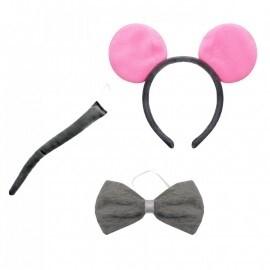 Карнавален комплект мишка