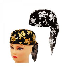 Пиратска шапка - кърпа