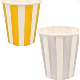 Парти чаши - Злато и сребро
