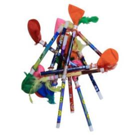 Свирки надувалки с балони