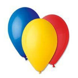 Балони пастел асорти - 26см.