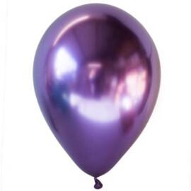 Балони хром - Shiny purple